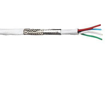 Admirable 22Ga 100 Base T Shielded Quad Ethernet Cable Q100 22 19 Tt F Wiring Digital Resources Unprprontobusorg